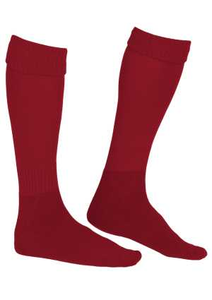 Masterton Intermediate Sport Socks Red